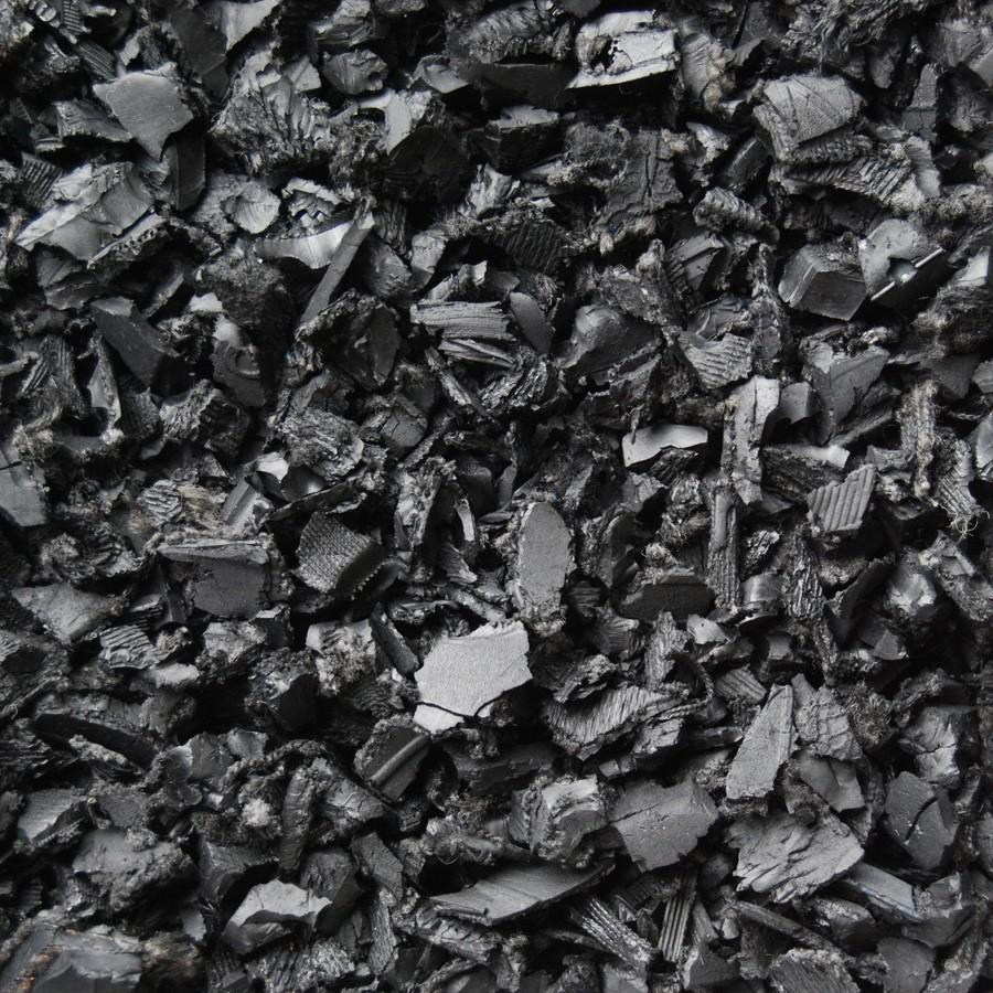 rubber snippers zwart