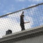 Veiligheidsnet – Wit – Valbeveiliging