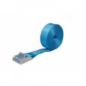 Spanband - Blauw - 5 meter - Sjorband