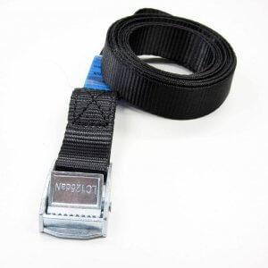 Spanbanden - 2 meter - Sjorband