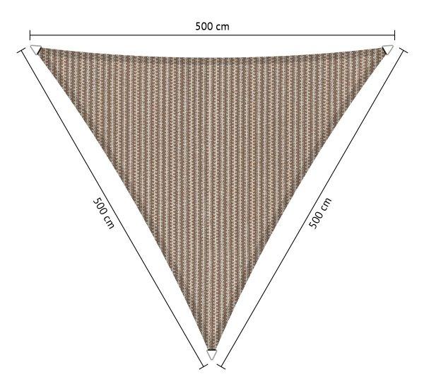 driehoek-500x500x500cm-PostModern Mauve