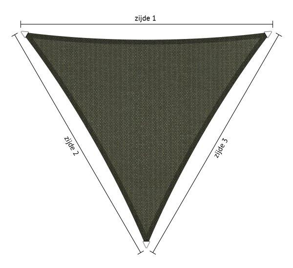 driehoek-deep-grey